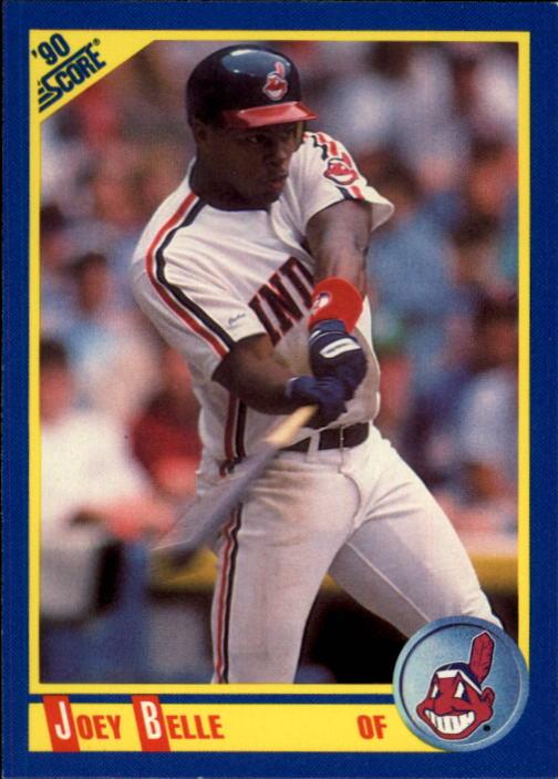 1990 Score #508 Joey Belle