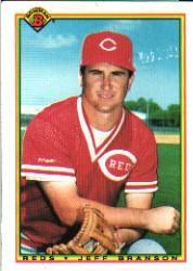 1990 Bowman #52 Jeff Branson RC