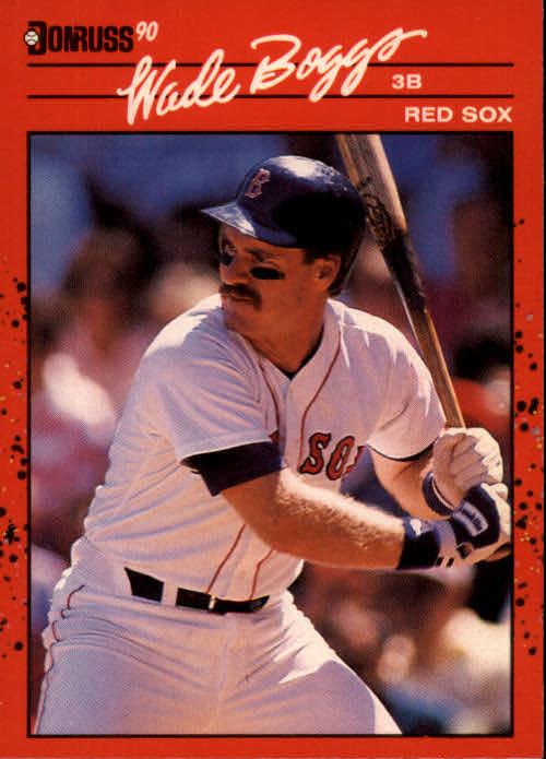 1990 Donruss #68 Wade Boggs