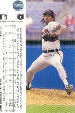 1990 Upper Deck #8 Jose Bautista back image