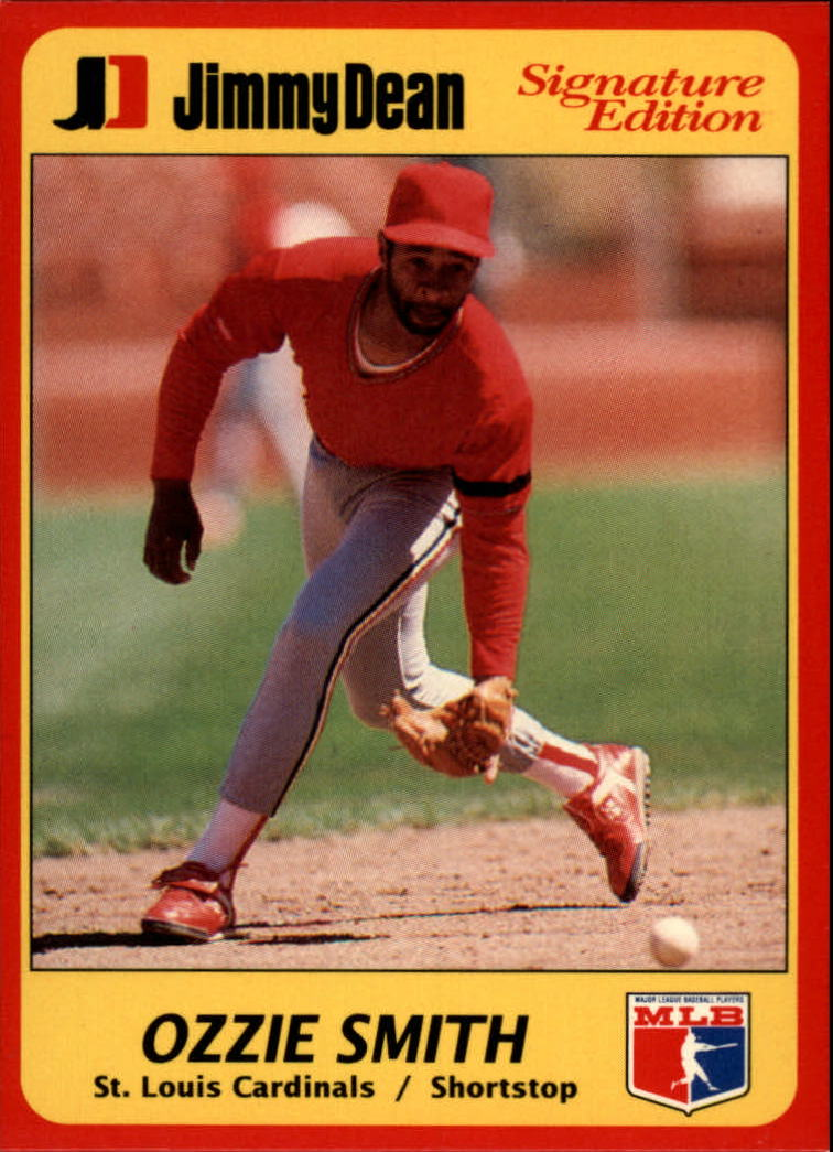 Buy 1991 Jimmy Dean Sports Cards Online Baseball Card