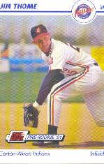 1991 Line Drive AA #96 Jim Thome