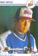 1991 Line Drive AA #491 Ray Ortiz