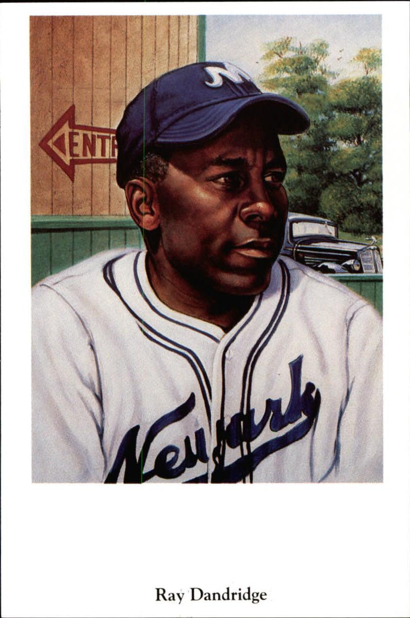 1991 Negro League Ron Lewis #5 Ray Dandridge