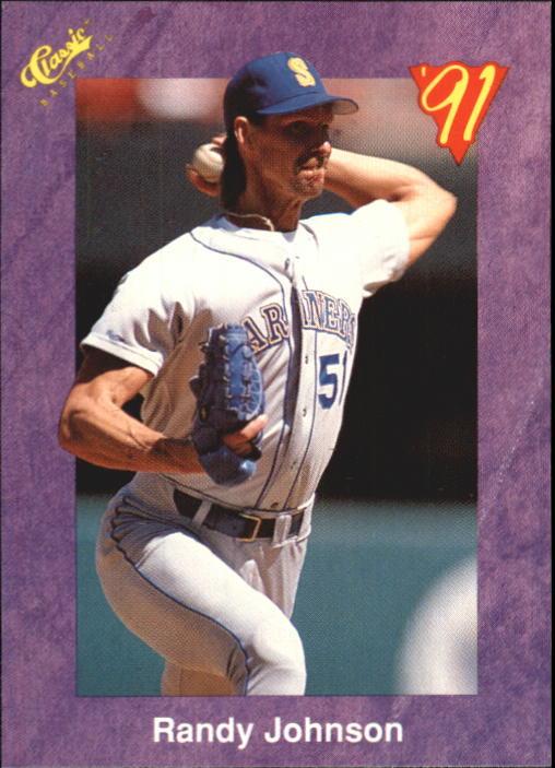 1991 Classic Game #35 Randy Johnson