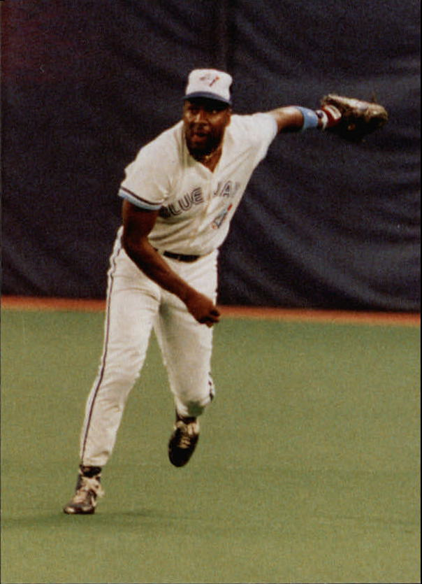 1991 Colla Joe Carter #7 Joe Carter/After throw from outfield