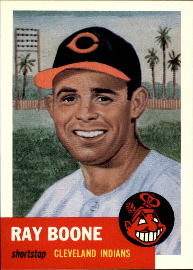 1991 Topps Archives 1953 #25 Ray Boone