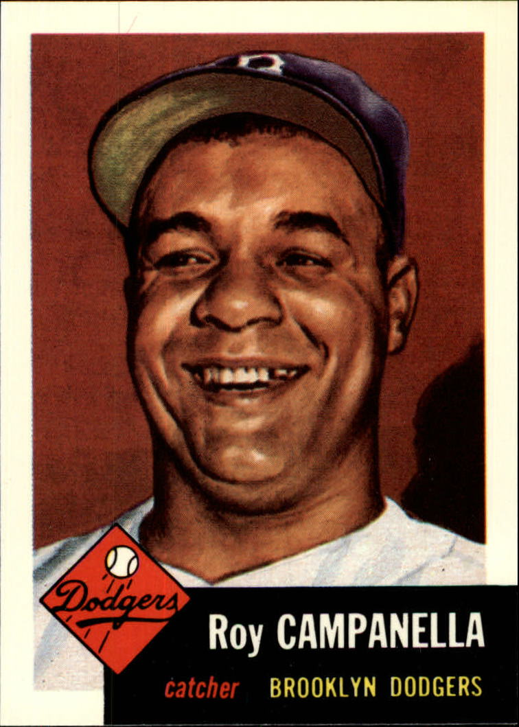 1991 Topps Archives 1953 #27 Roy Campanella