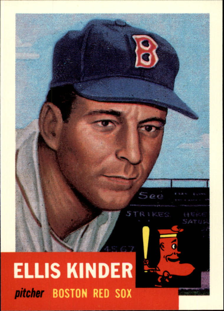 1991 Topps Archives '53 #44 Ellis Kinder