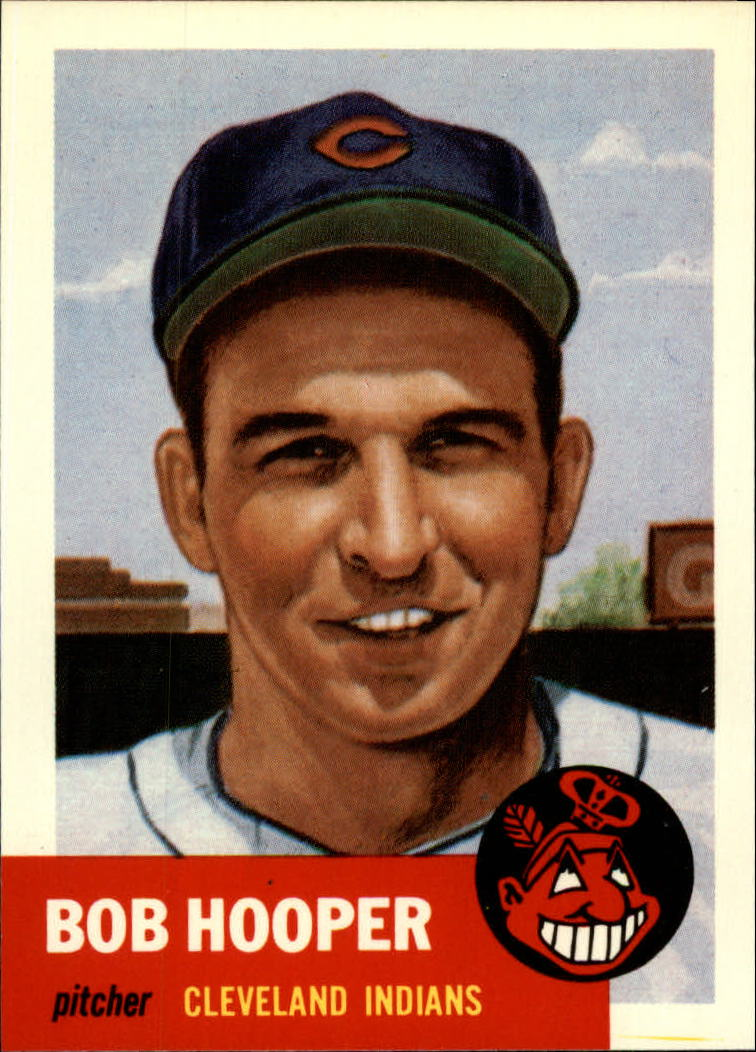 1991 Topps Archives 1953 #84 Bob Hooper
