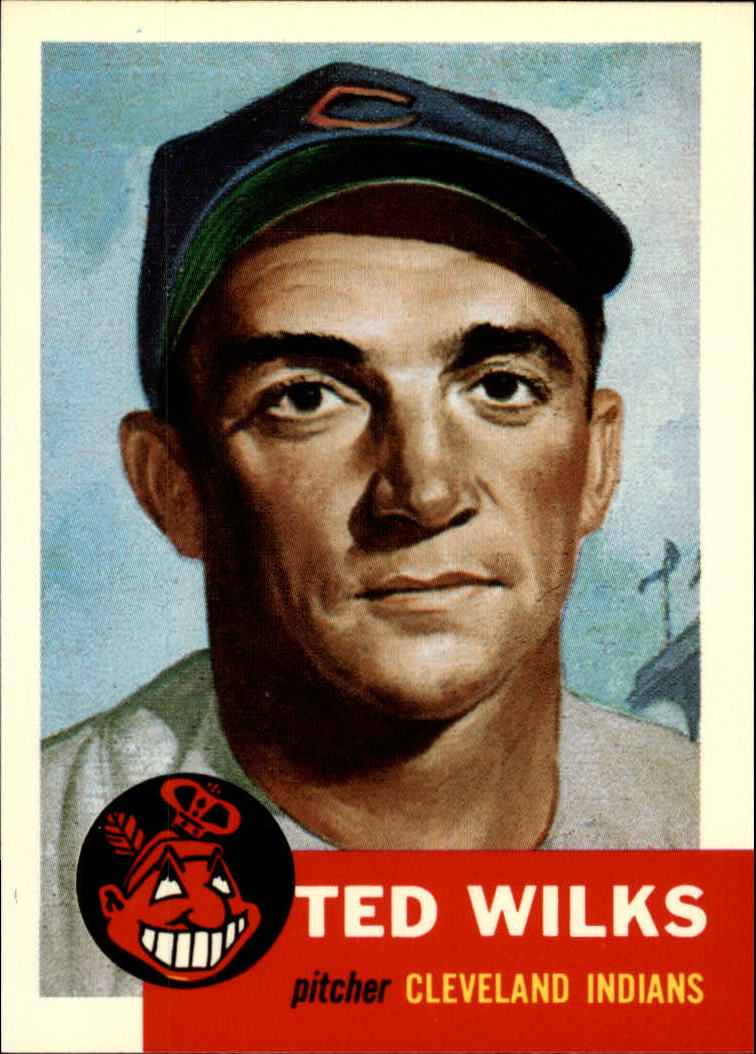 1991 Topps Archives 1953 #101 Ted Wilks