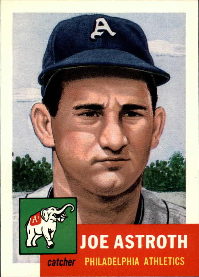1991 Topps Archives 1953 #103 Joe Astroth