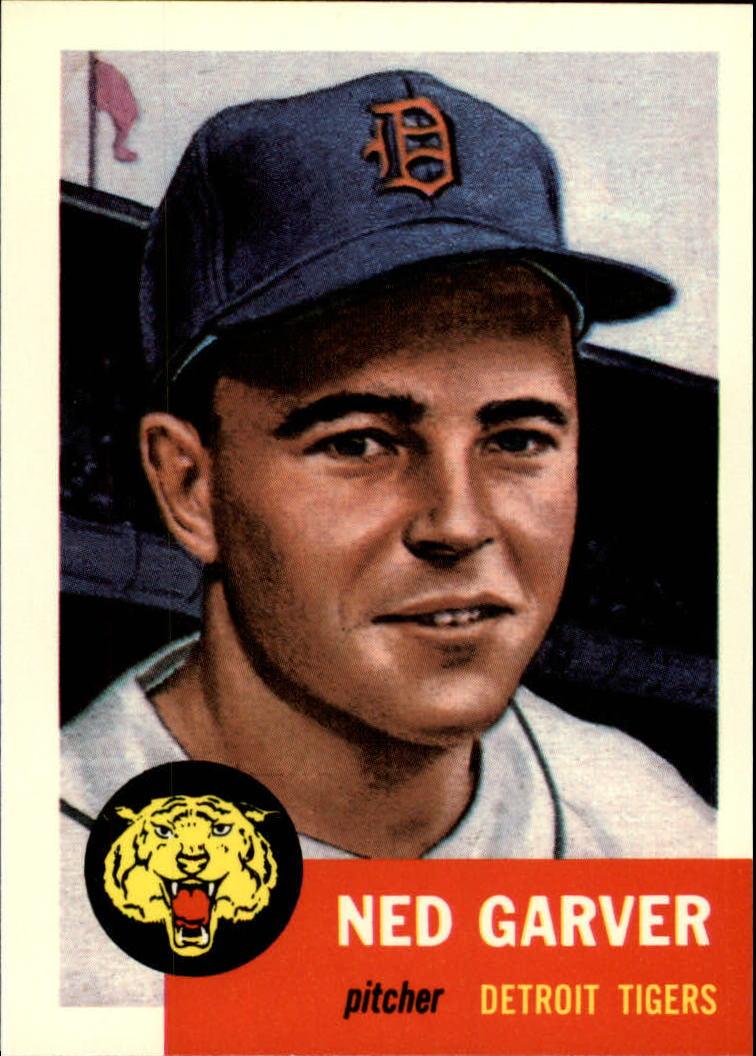 1991 Topps Archives 1953 #112 Ned Garver