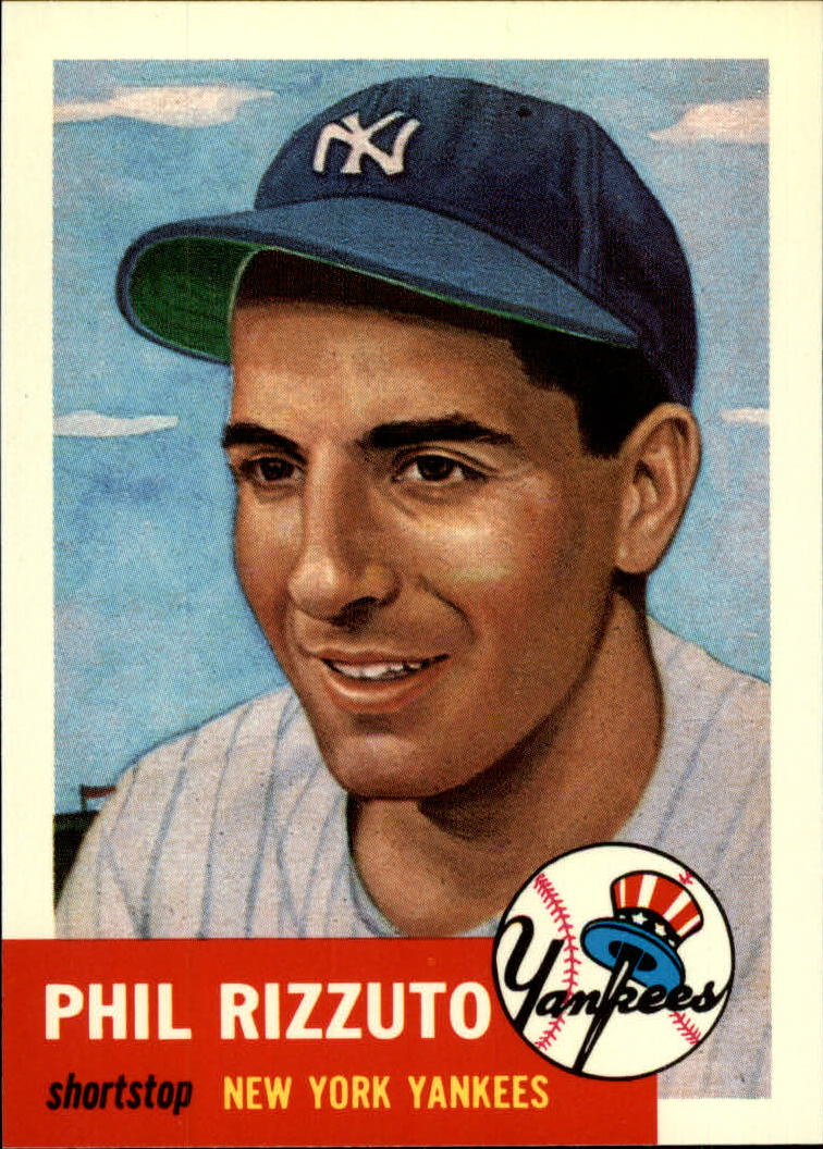 1991 Topps Archives 1953 #114 Phil Rizzuto
