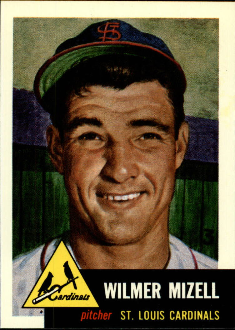 1991 Topps Archives '53 #128 Wilmer Mizell