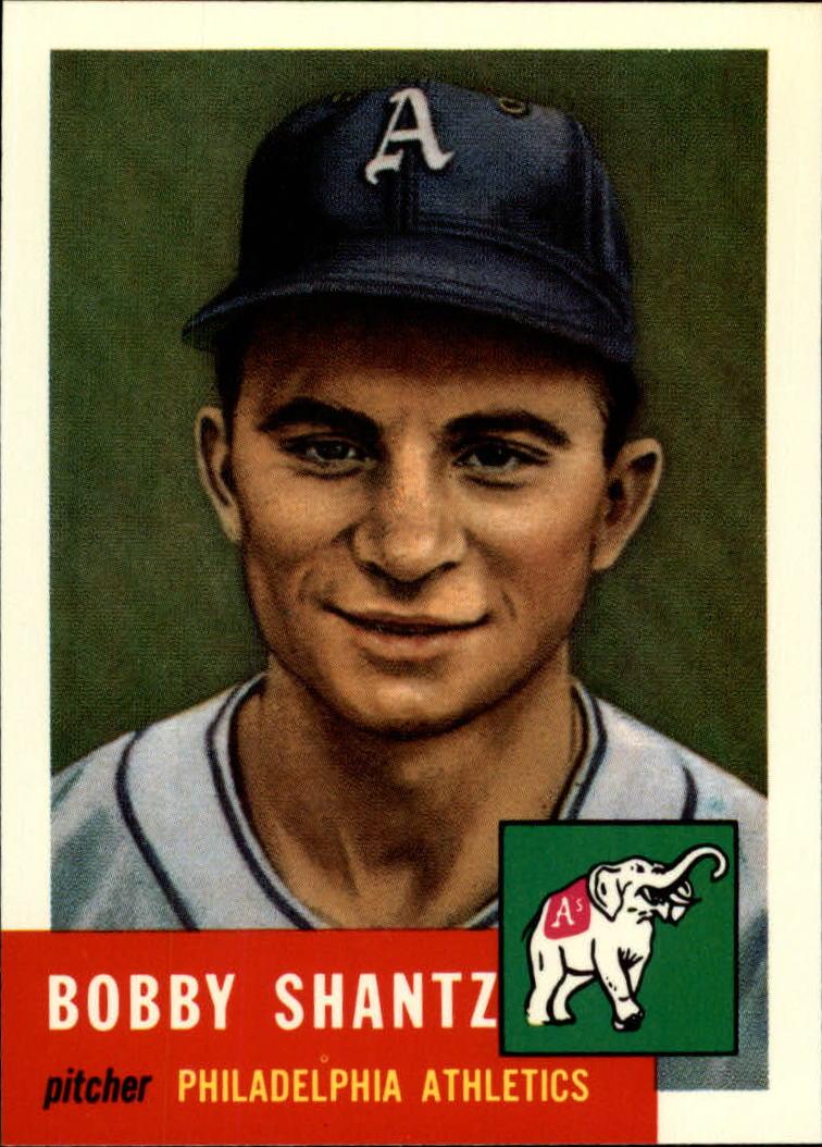 1991 Topps Archives 1953 #225 Bobby Shantz