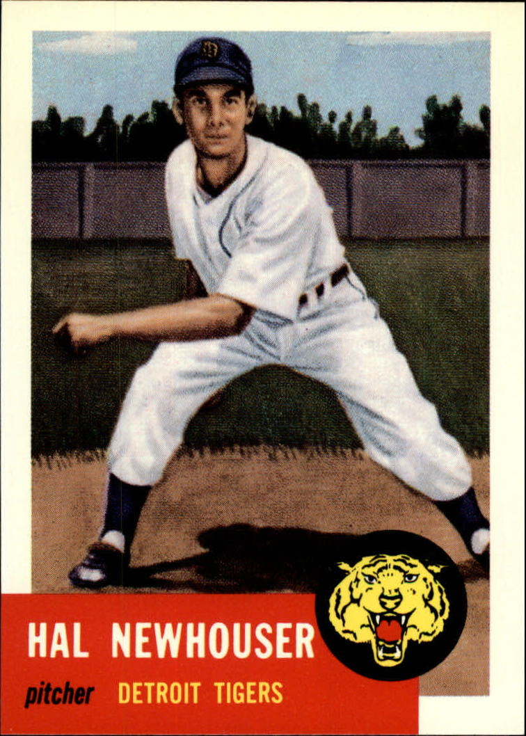 1991 Topps Archives 1953 #228 Hal Newhouser