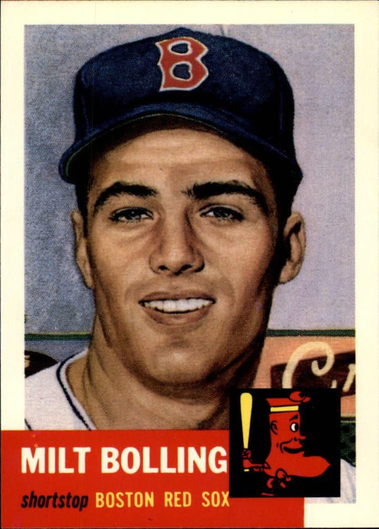 1991 Topps Archives 1953 #280 Milt Bolling