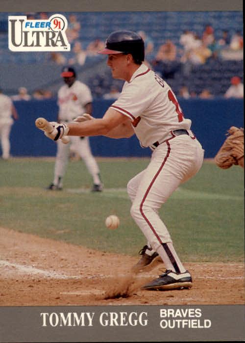 1991 Ultra #6 Tommy Gregg
