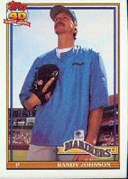 1991 O-Pee-Chee #225 Randy Johnson