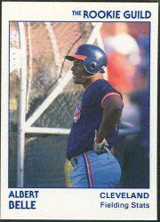1991 Star Belle Rookie Guild #3 Albert Belle/(With batting helmet on)