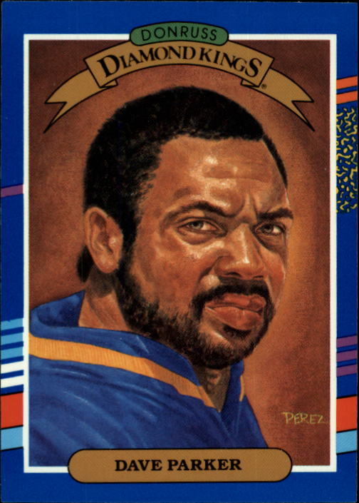 1991 Donruss #6 Dave Parker DK