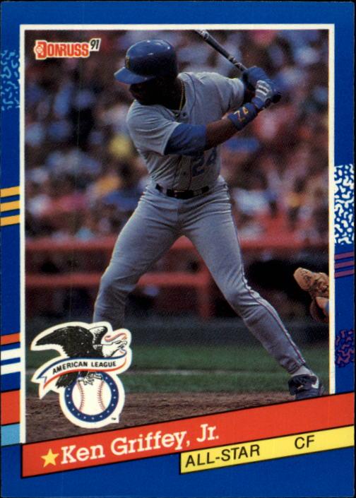 1991 Donruss #49 Ken Griffey Jr. AS