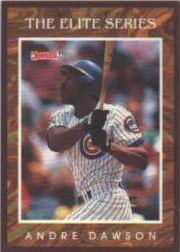 1991 Donruss Elite #4 Andre Dawson