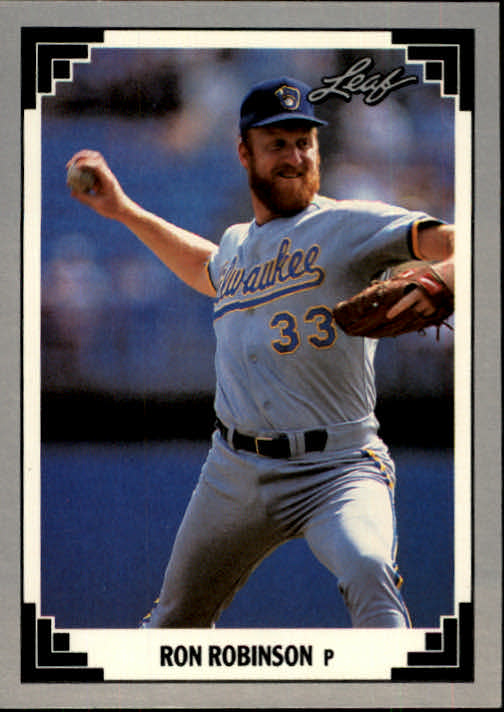 Buy 1991 Leaf Sports Cards Online Baseball Card Value