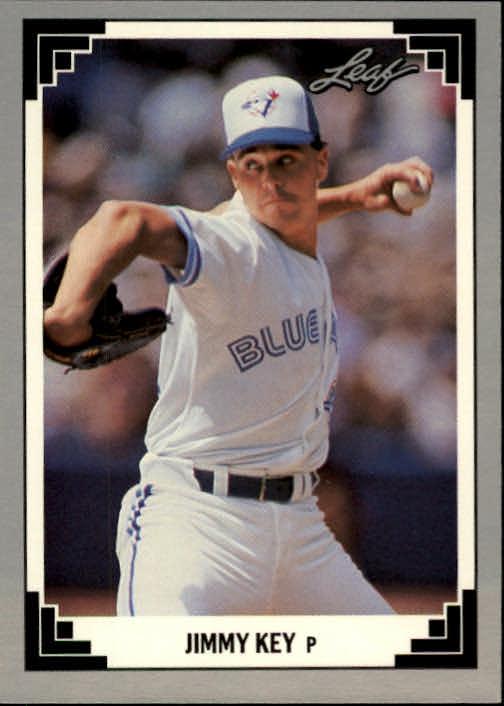 1991 Leaf #103 Jimmy Key