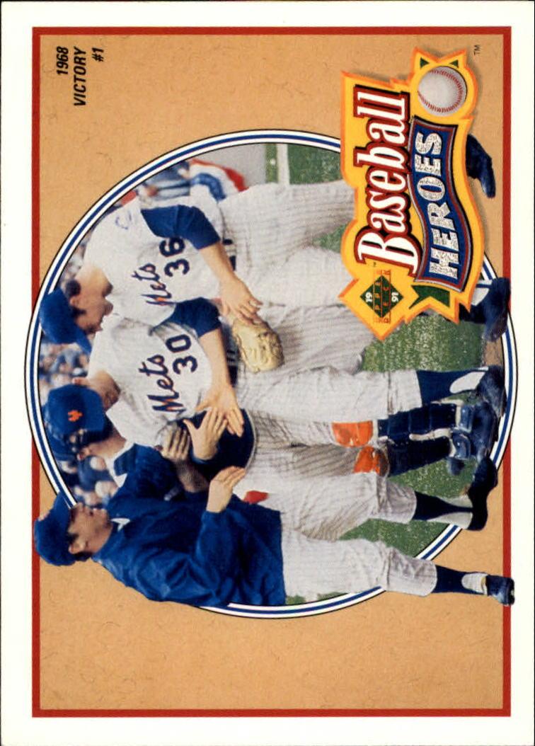 1991 Upper Deck Ryan Heroes #10 Nolan Ryan