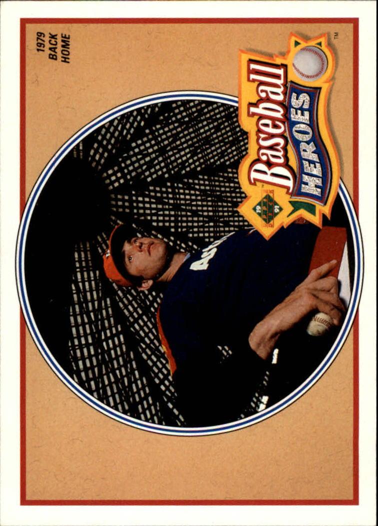 1991 Upper Deck Ryan Heroes #13 Nolan Ryan