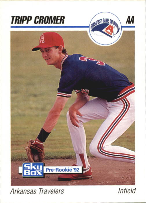 1992 SkyBox AA #15 Tripp Cromer