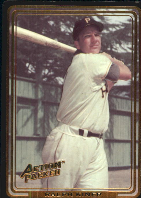1992 Action Packed ASG #5 Ralph Kiner
