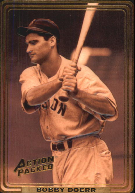 1992 Action Packed ASG #8 Bobby Doerr