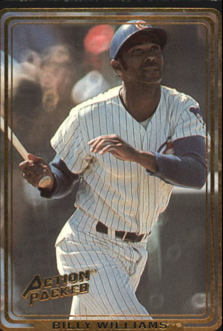 1992 Action Packed ASG #18 Billy Williams