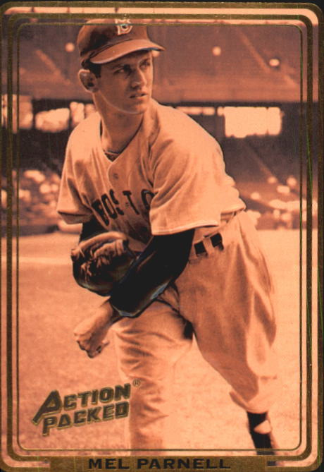 1992 Action Packed ASG #21 Mel Parnell