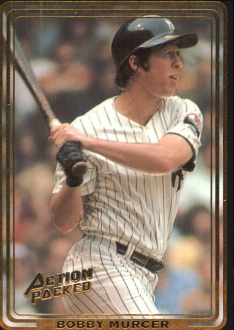 1992 Action Packed ASG #32 Bobby Murcer