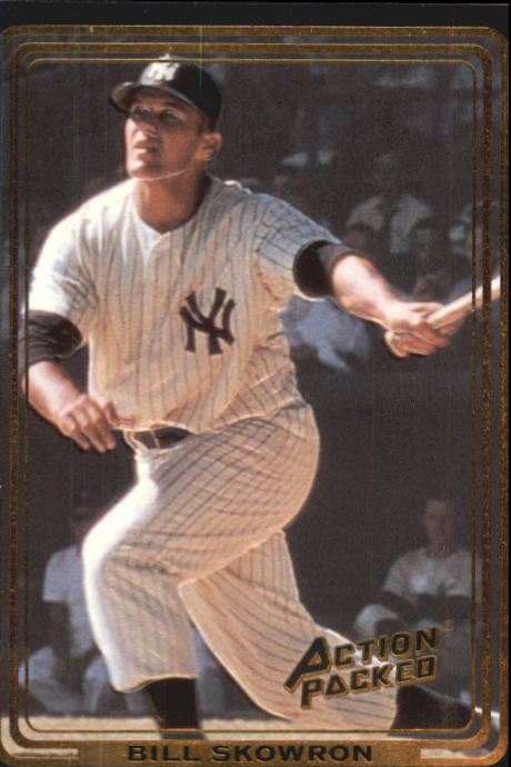 1992 Action Packed ASG #35 Bill Skowron