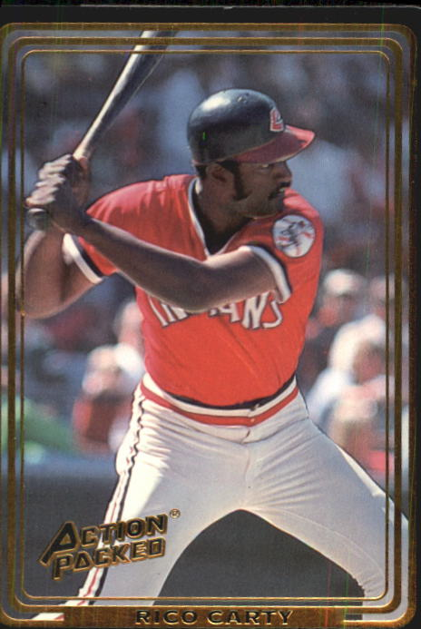 1992 Action Packed ASG #74 Rico Carty
