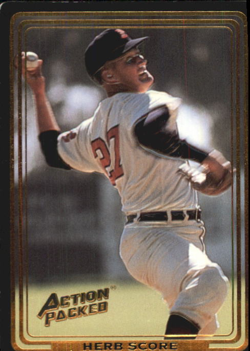 1992 Action Packed ASG #79 Herb Score