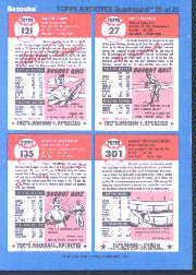 1992 Bazooka Quadracard '53 Archives #20 Roy Campanella/Walt Dropo/Harvey Kuenn/Al Rosen back image