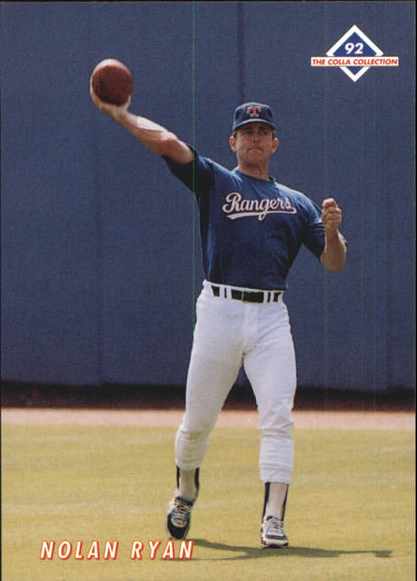 Image result for nolan ryan throwing a football