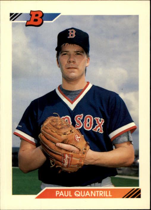 1992 Bowman #23 Paul Quantrill RC