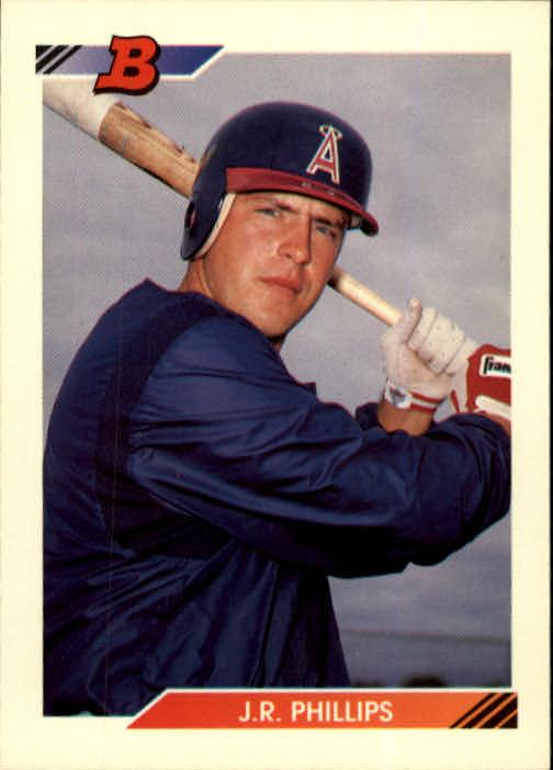 1992 Bowman #59 J.R. Phillips RC