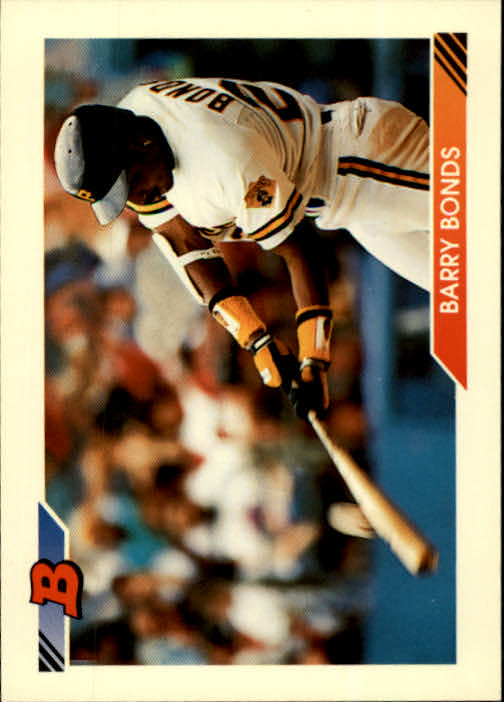 1992 Bowman #60 Barry Bonds