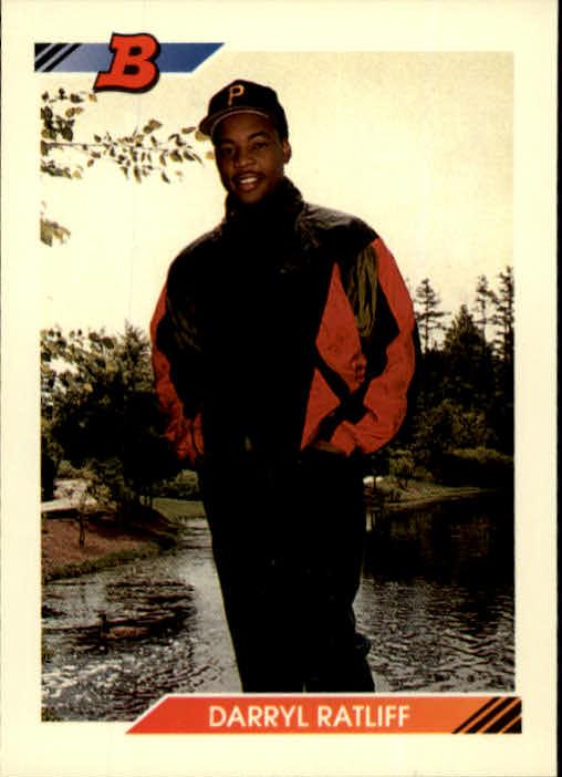 1992 Bowman #71 Darryl Ratliff RC