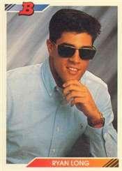 1992 Bowman #79 Ryan Long RC