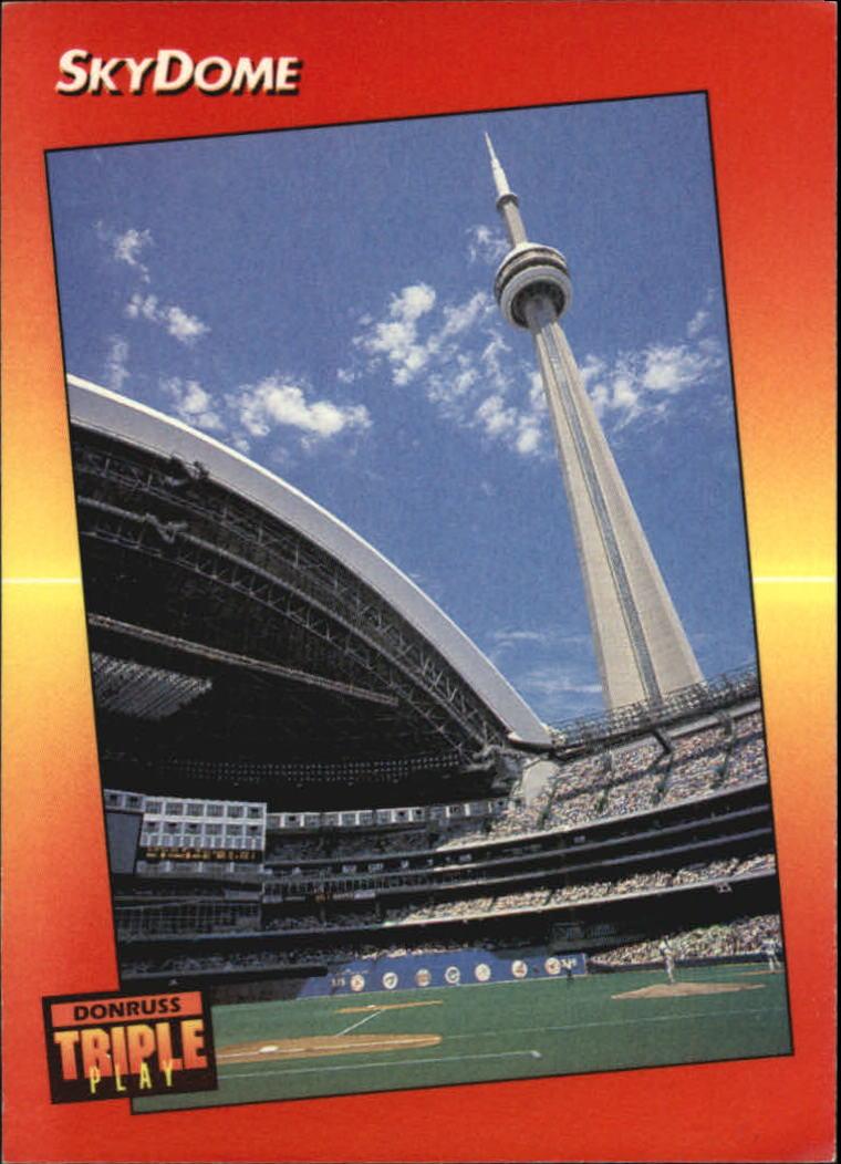 1992 Triple Play #1 SkyDome