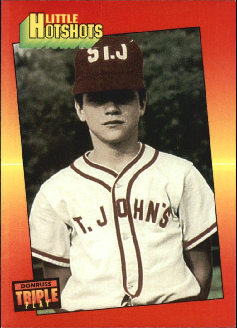 1992 Triple Play #6 Andy Van Slyke LH